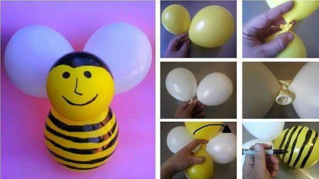 40+ idėjų su balionais įdomesnėms šventėms