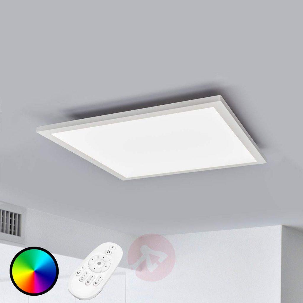 Neribotos LED panelių galimybės