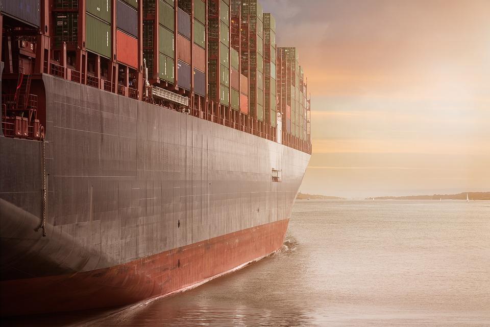 Jūriniai konteineriai – pigiausias krovinių pervežimo būdas