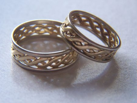 Vestuvinių žiedų – spalvos