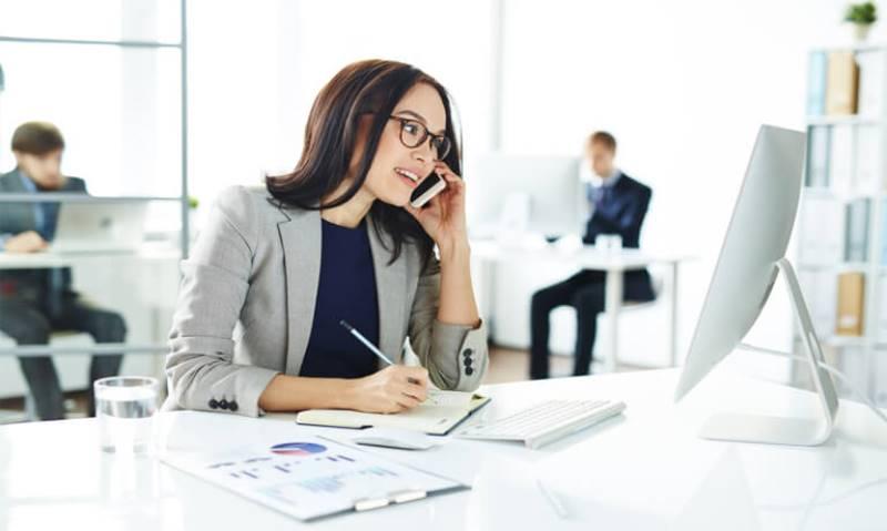 Ar sudėtingas yra administratorės darbas?
